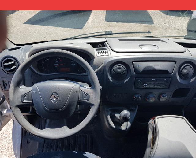 Renault MASTER L2 H2 3T3 GRAND CONFORT 2.3 DCI 100