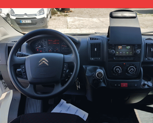 Citroën JUMPER L2 H2 3T3 2.2 HDI 110