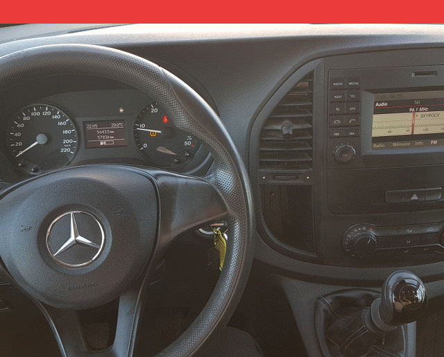 Mercedes-Benz VITO LONG 111 CDI