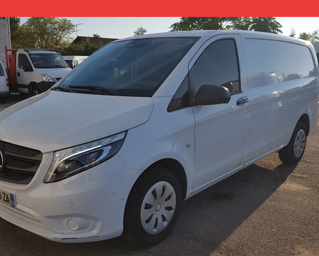 Mercedes-Benz VITO LONG 2.2 CDI 163