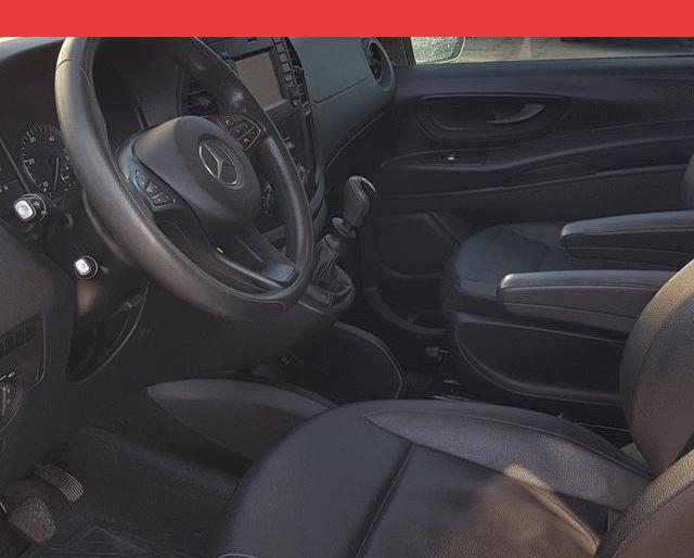 Mercedes-Benz VITO LONG 2.2 CDI 163
