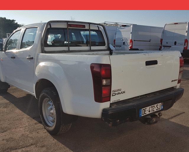 Isuzu DMAX CREW CAB SATELLITE 2.5 L 163 CV