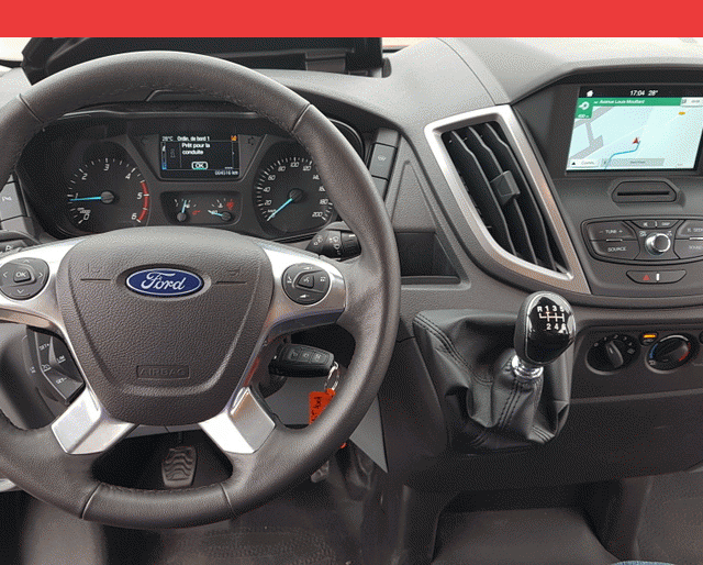 Ford 4 X 4 TRANSIT L2 H2 3T5 6 PLACES 2.0 TDCI 170