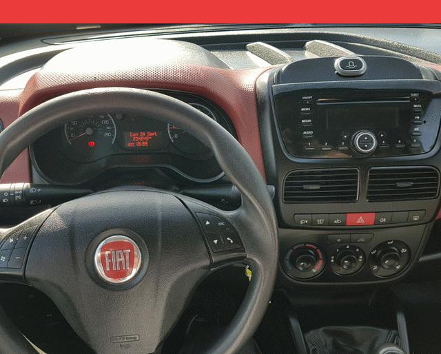 Fiat DOBLO LONG 1.6 MTJ 105