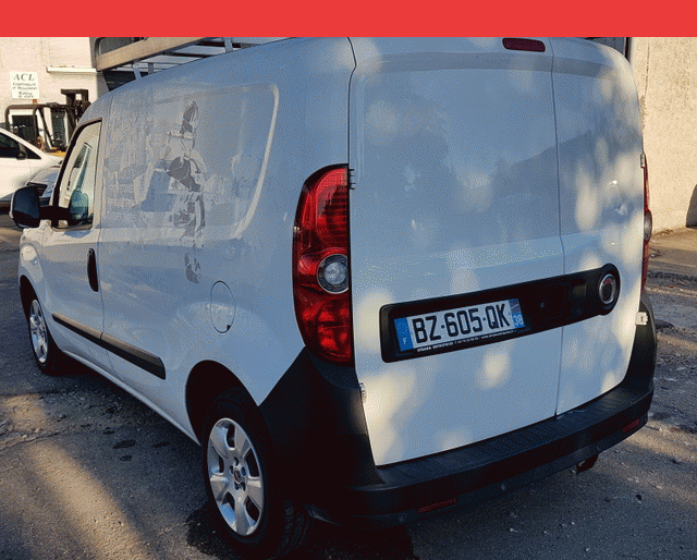 Fiat DOBLO COURT 1.6 MTJ 105