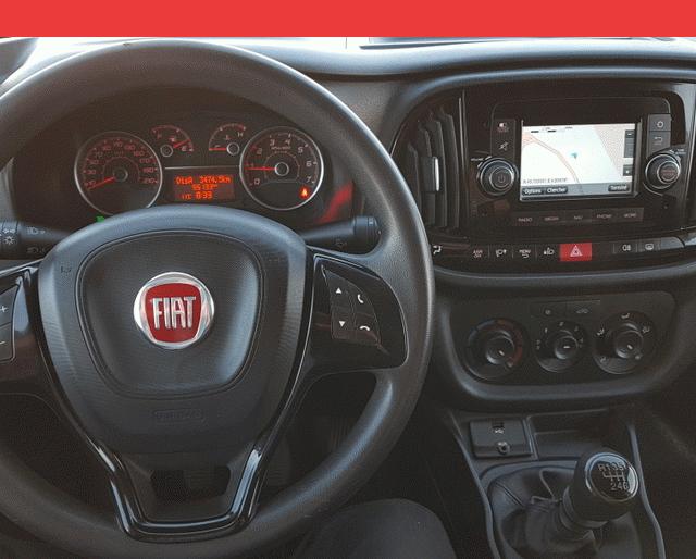 Fiat DOBLO COURT PACK PRO 2.0 MTJ 135