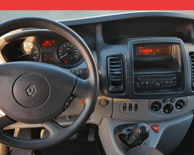Renault TRAFIC L1 H1 GD CONFORT  2.0 DCI 115