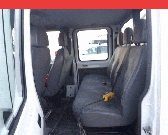 Ford BENNE TRANSIT DOUBLE CAB 2.2 TDCI 125