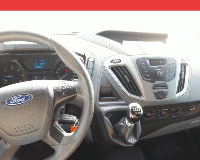 Ford CUSTOM L2 H2 AMBIENTE 2.2 TDCI 100