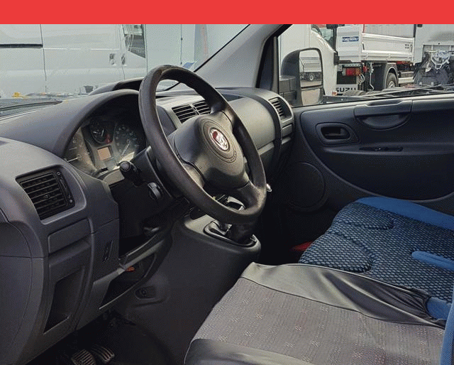 Fiat FRIGO ROUTE/SECTEUR SCUDO 2.0 MTJ 130