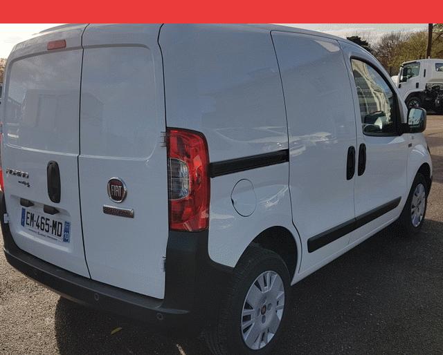 Fiat FIORINO PACK PRO NAV 1.3 MTJ 80