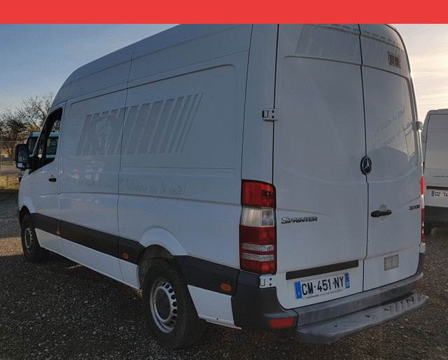 Mercedes-Benz SPRINTER L2 H2 3T5 313 313 CDI