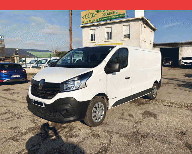 Renault TRAFIC L2H1 GRD CONFORT DCI 120