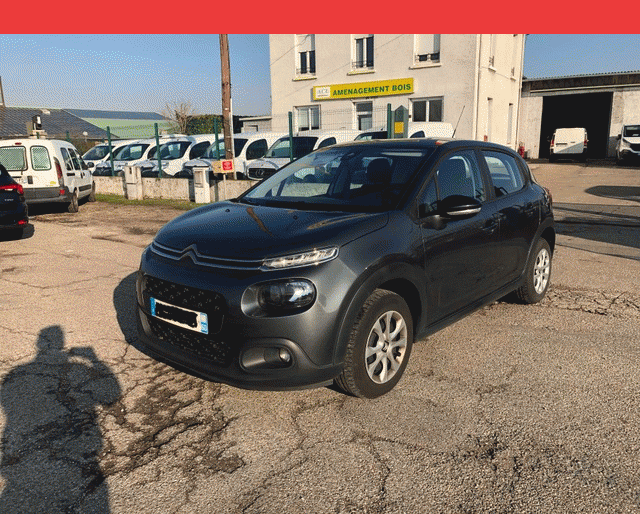Citroën C 3 SOCIETE FEEL 1.4 HDI 75