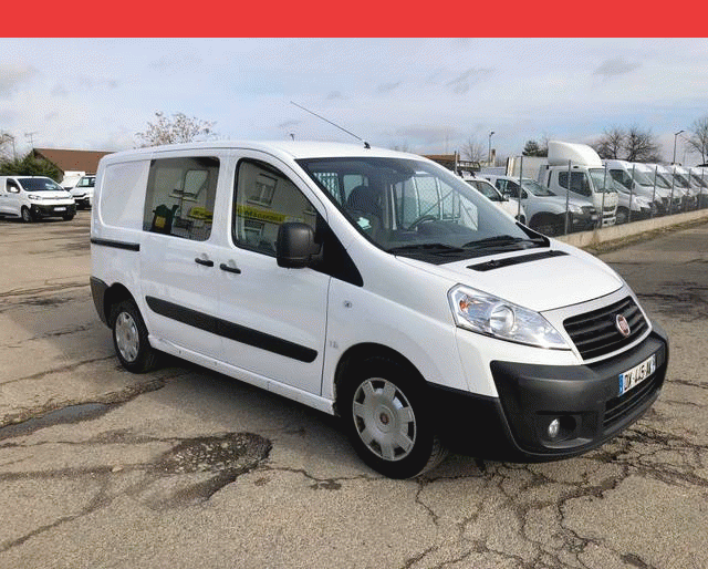 Fiat SCUDO  COURT 6 PLACES 2.0 MTJ 130
