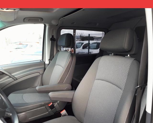 Mercedes-Benz VITO 4 X 4 5 PLACES 2.2 CDI 165