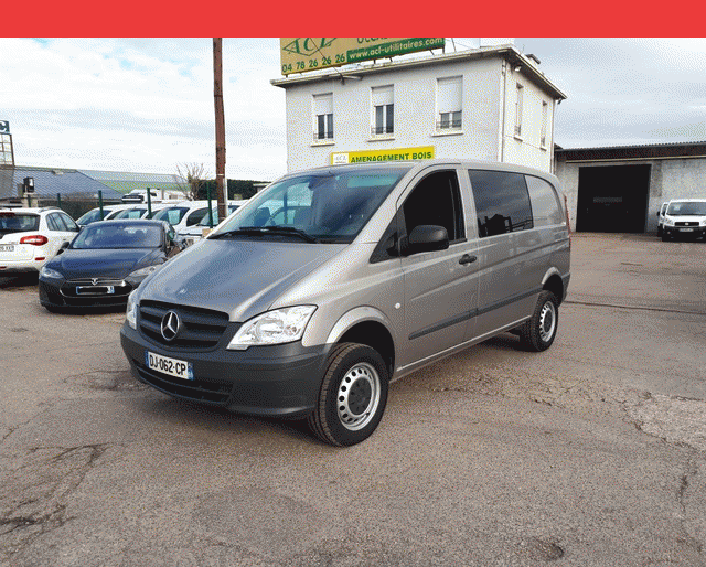 Mercedes-Benz VITO 4 X 4 5 PLACES 2.2 CDI 165