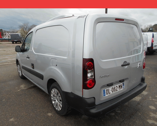 Citroën FRIGO RTE / SECTEUR BERLINGO LONG 1.6 HDI 90
