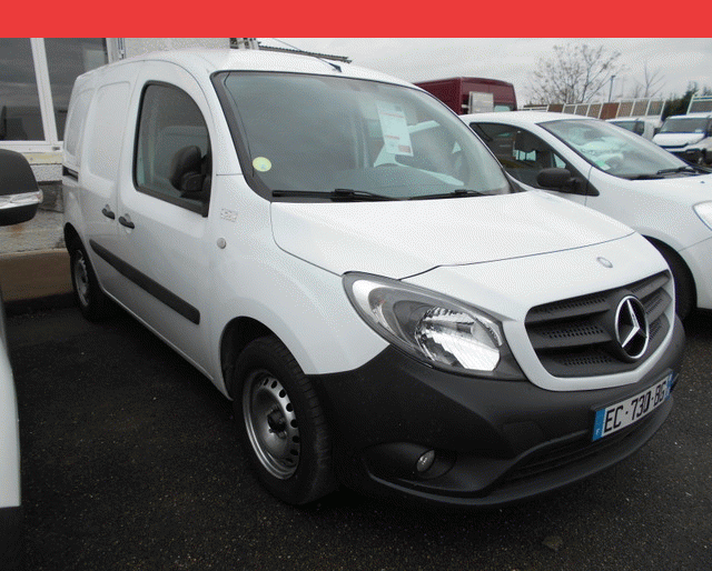 Mercedes-Benz CITAN COURT 109 CDI