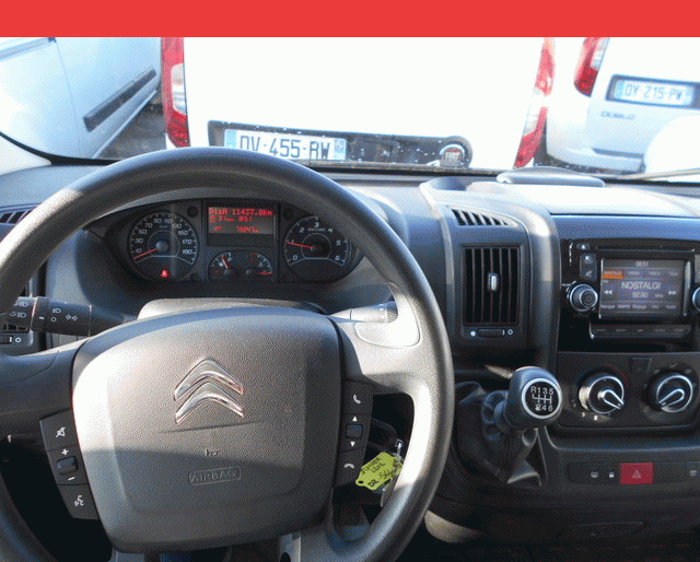 Citroën JUMPER L2 H2 3T3 2.2 HDI 130