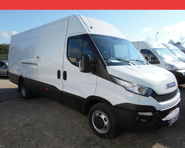 Iveco 35 C 13 V 15 ROUES JUMELLEES 2.3 HPI 130
