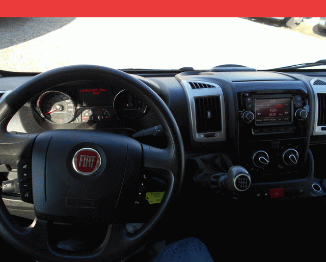 Fiat DUCATO L2 H2 PACK PRO  2.3 MTJ 130
