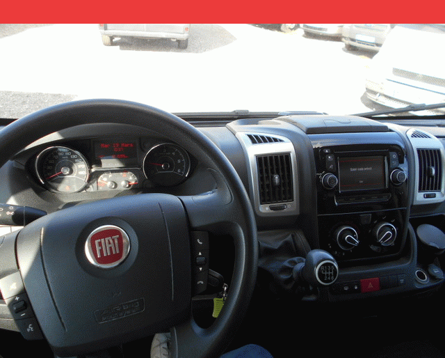 Fiat DUCATO L2 H2 PACK PRO NAV 2.3 MTJ 130