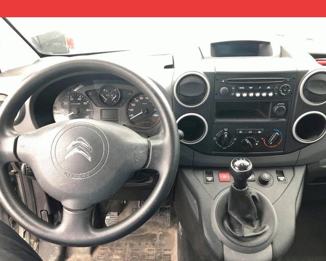 Citroën BERLINGO LONG CAB 5 PLACES 1.6 HDI 90