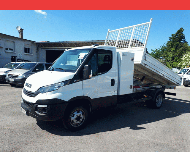Iveco Iveco Daily Ccb BENNE ET COFFRE 35 C 14