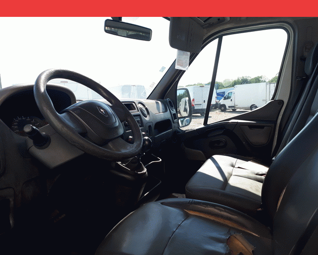 Renault Renault Master PLATEAU + GRUE DOUBLE CAB 2.3 DCI 125