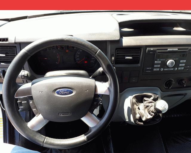 Ford TRANSIT 260 C.P TDCI 115