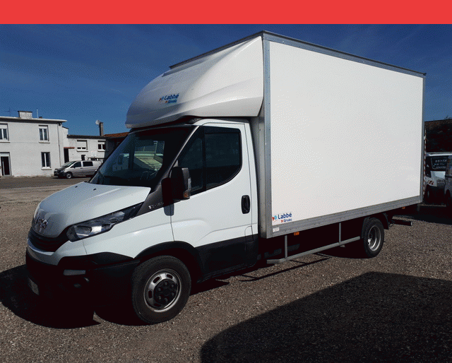 Iveco Iveco Daily Ccb CAISSE + HAYON 20 M3 35 C 16