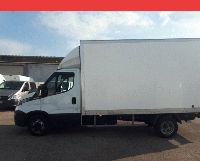 Iveco Iveco Daily Ccb CAISSE 20 M3 35 C 16