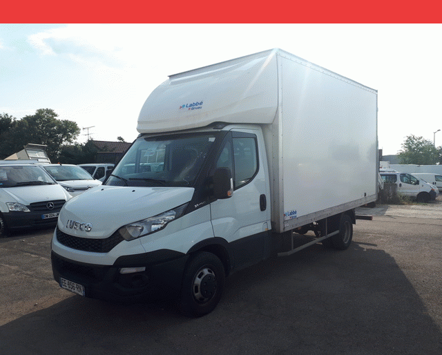 Iveco Iveco Daily Ccb CAISSE + HAYON 20 M3  35 C 15