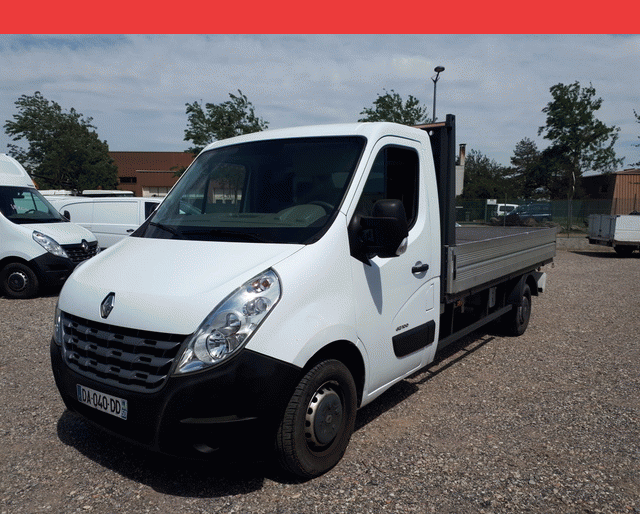 Renault Renault Master PLATEAU 3.9 X 2.1 2.3 DCI 100