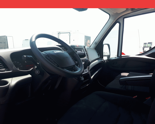 Iveco Iveco Daily Ccb CAISSE + HAYON 35 C 16