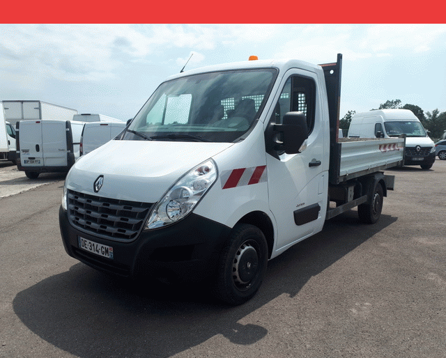 Renault Renault Master Benne BENNE CHASSIS 2.3 DCI 125