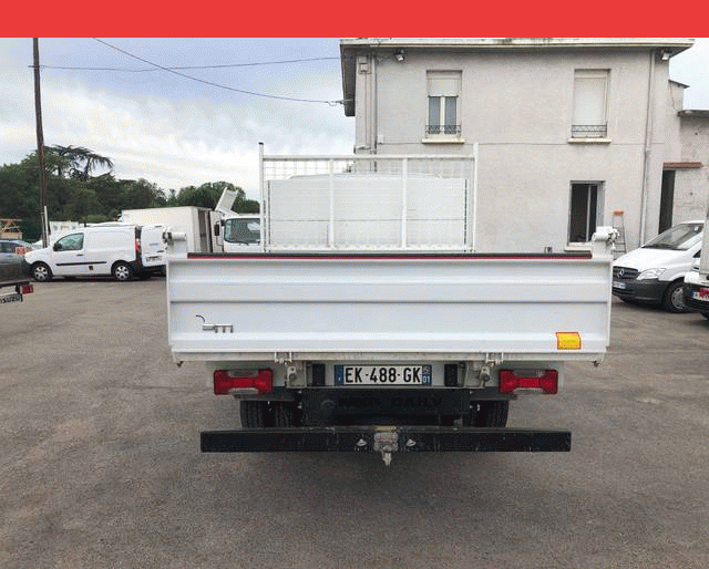 Iveco Iveco Daily Ccb BENNE + COFFRE 6 PLACES 35C14 HPI