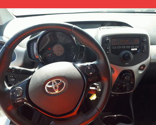 Toyota Toyota Aygo AYGO 1.0 VVT-i X-PLAY STE