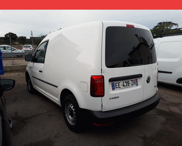 Volkswagen Volkswagen Caddy VAN 4P 2.0 TDI 75 BUSINESS
