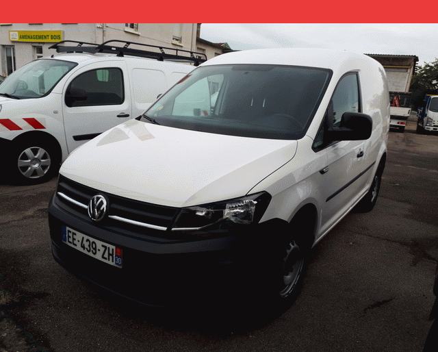 Volkswagen Volkswagen Caddy VAN 4P 2.0 TDI 75 BUSINESS