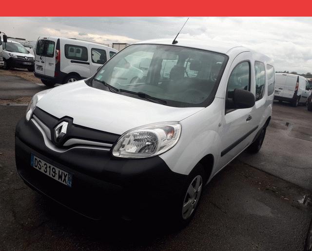 Renault Renault Kangoo CABINE 5 PLACES 1.5 DCI 110 BV6 GPS