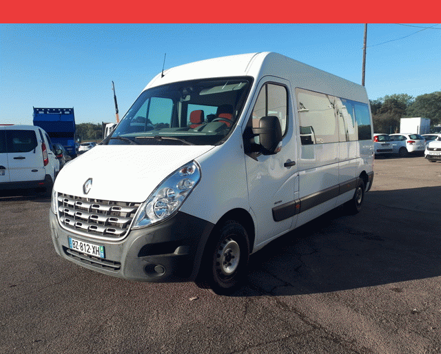 Renault Renault Master MASTER 17 PLACES 2.3 DCI 125