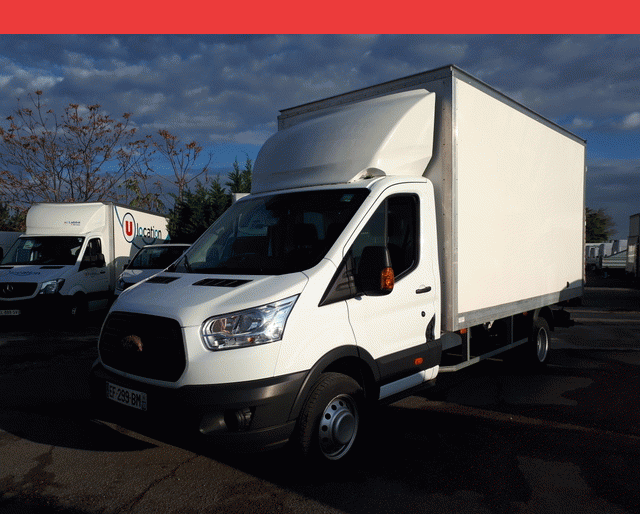 Ford Ford Transit CAISSE + HAYON 2.2 TDCI 155 R.J