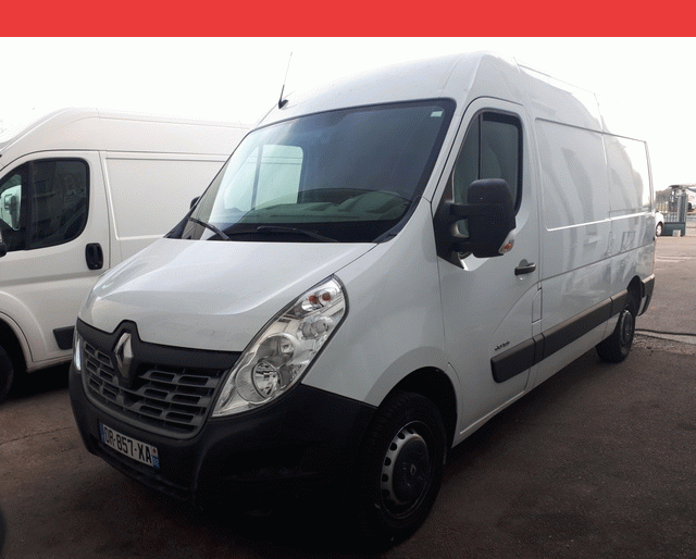 Renault MASTER  L2 H2 3T3 2.3 DCI 125 GRAND CONFORT GPS