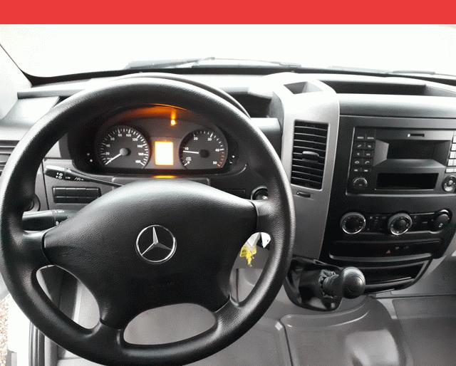 Mercedes-Benz Mercedes-Benz Sprinter CAISSE + HAYON 514 CDI