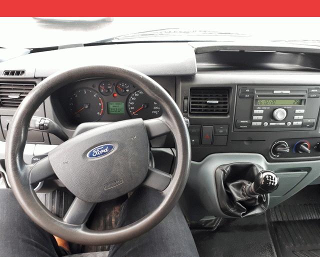 Ford Ford Transit BENNE 2.2 TDCI 100