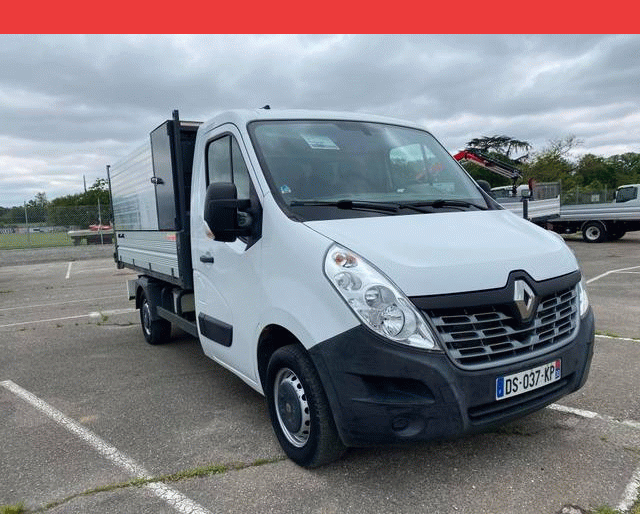 Renault Renault Master BENNE+COFFRE 2.3 DCI 125 R.S 3T5