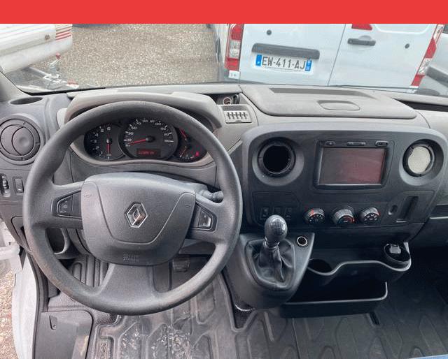 Renault Renault Master PLATEAU BACHE 2.3 DCI 135 R.S GPS