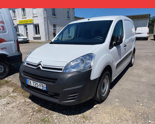 Citroën Citroën Berlingo L1 1.6 HDI 100 CLUB